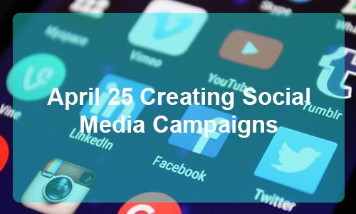 Creating Social Media Campaigns